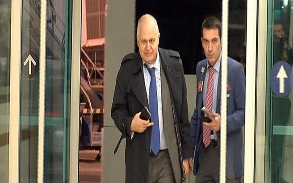 Viyana Büyükelçisi Hasan Göğüş
