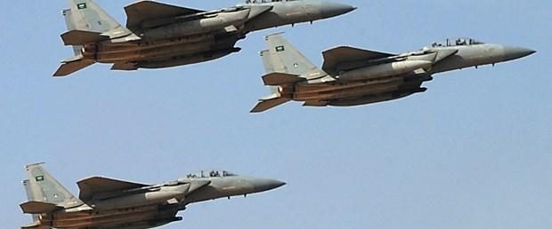 Yemen'de koalisyon , hava saldırılarına yeniden başladı