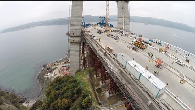 """Marmaray ve İstanbul Metrosu ile entegre edilecek raylı sistemle Atatürk Havalimanı, Sabiha Gökçen Havalimanı ve yeni yapılacak 3. Havalimanı da birbirine bağlanacak. Kuzey Marmara Otoyolu ve 3. Boğaz Köprüsü, """"Yap, işlet, devret' modeliyle gerçekleştirilecek. 3 milyar dolar yatırım bedeline sahip projenin yapım dahil işletmesi, 10 yıl 2 ay 20 günlük süre ile IC İçtaş – Astaldi JV tarafından yapılacak ve bu süre sonunda Ulaştırma Bakanlığı'na devir edilecek."""