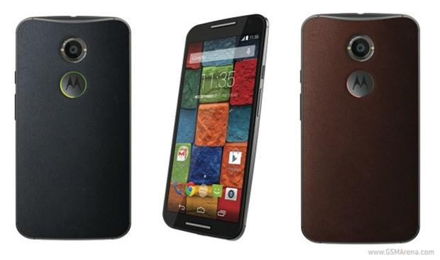 14. Motorola Moto X (2014 Pil gücü 2300mAh 2 saat 56 dakika