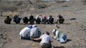 Kalıntılar, Etiyopya'nın Afar bölgesinde bulundu.