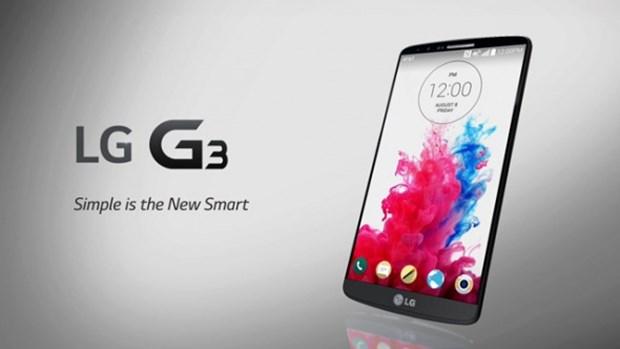 6. LG G3 Pil gücü 3000mAh 2 saat