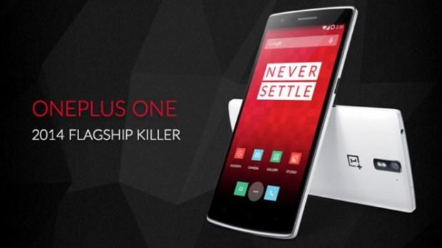 7. OnePlus One Pil gücü 3100mAh 2 saat