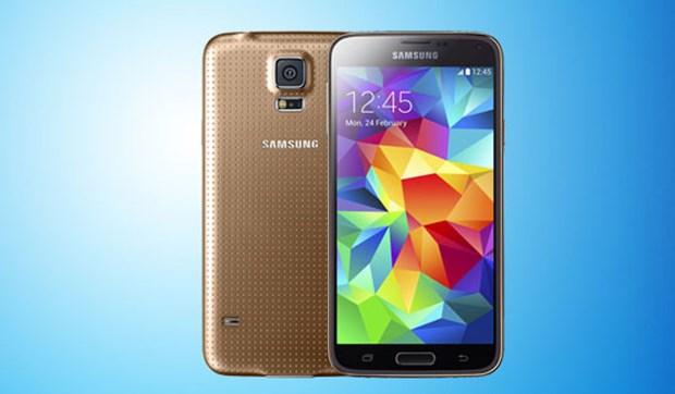 8. Samsung Galaxy S5 Pil gücü 2800mAh 2 saat 2 dakika