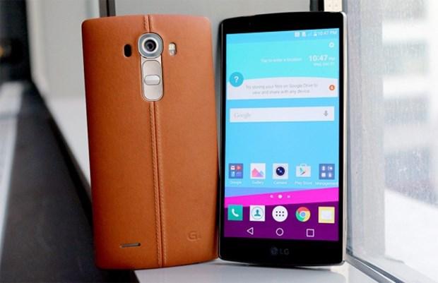 9. LG G4 Pil gücü 3000mAh 2 saat 7 dakika