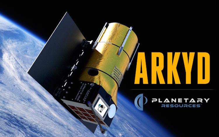"""Arkyd Topladığı fon ($):1,505,366 """"Herkes için bir uzay teleskobu"""" mottosuyla Şubat 2013'te fonlanmıştı. Teleskop, uzay selfie'si de çekiyor."""