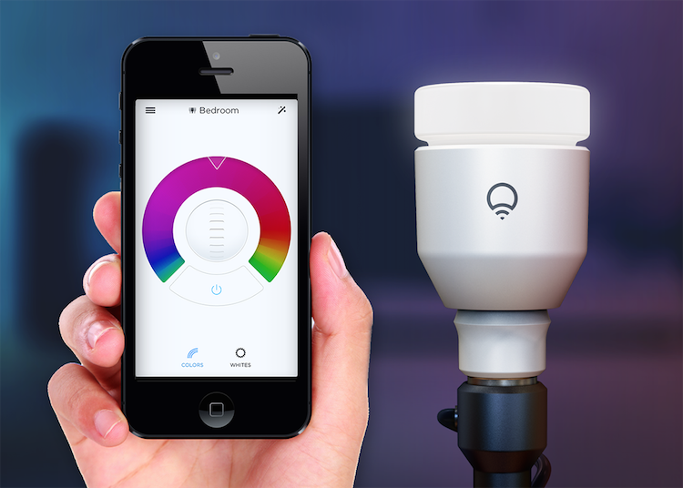 LIFX Topladığı fon ($): 1,314,542 Kasım 2012'de fonlanan akıllı ampul, akıllı telefonla renk, ışık değiştirme gibi özellikleriyle yoğun ilgi görmüştü.