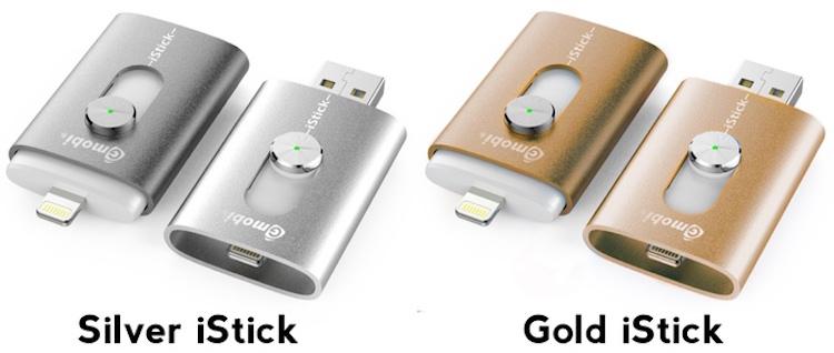 iStick Topladığı fon ($): 1,100,629 Yalnızca bir USB çubuğu olmasına rağmen önemli bir sorunu çözüyor: iPhone ve iPad ile bağlanıyor. Haziran 2014'te fonlandı.