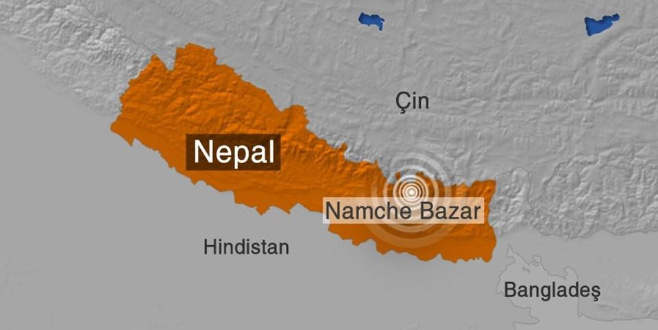 Özellikle Himalaya Dağları'nın eteklerindeki dağ köylerindeki evlerin bir çoğu depremde yıkıldı. Khodari ve Tattopani'yi içerisinde barındıran Sindipalçok bölgesi ülkede sarsıntıdan en fazla etkilenen yerlerin başında gelmişti. Çin sınırındaki Sindipalçok'da 2 bin 939 kişi hayatını kaybederken, bin 824 kişi de yaralanmıştı.