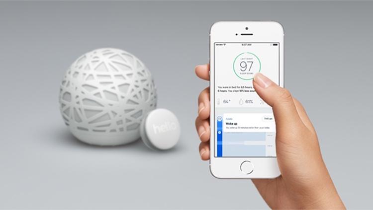 Sense Topladığı fon ($): 2,410,741 Ağustos 2014'te fonlanan akıllı uyku izleme cihazı Sense, siz uyurken yatak odanızı da takip ediyor.