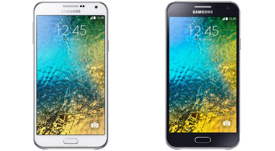 Samsung Galaxy E5 Yaklaşık fiyatı: 850 TL