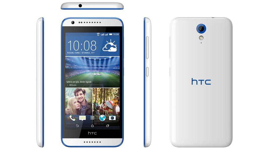 HTC Desire 620G Yaklaşık fiyatı: 900 TL