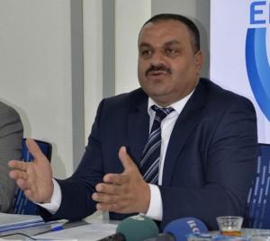 DEDAŞ Genel Müdürü Murat Karagüzel
