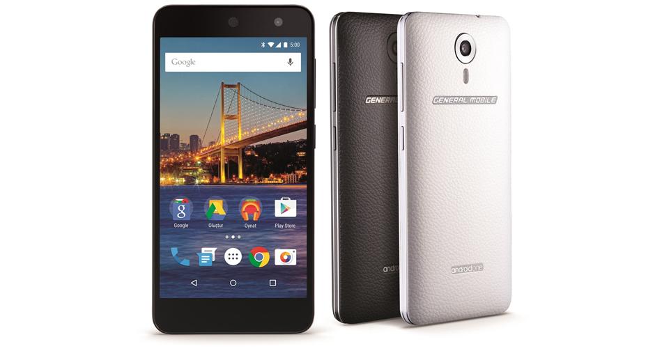 GM 4G Android One Yaklaşık fiyatı: 690 TL
