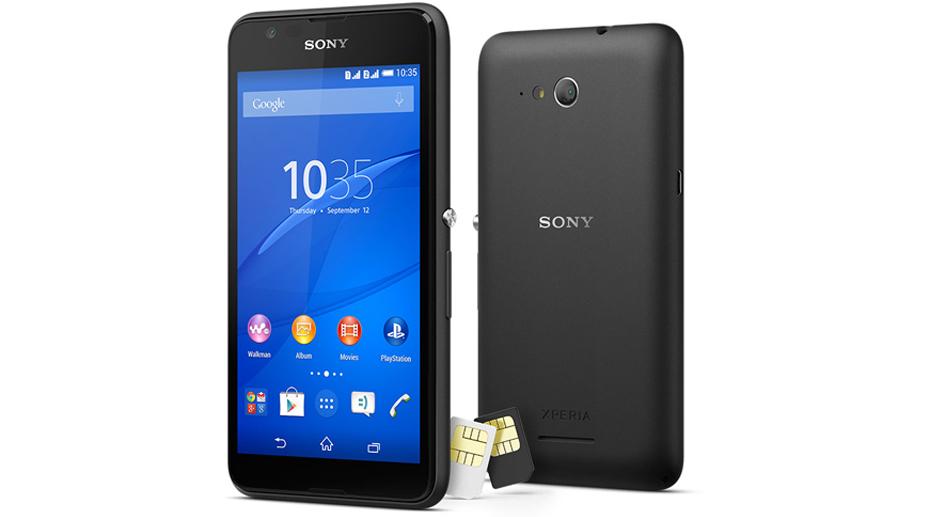 Sony Xperia E4G Yaklaşık fiyatı: 720 TL