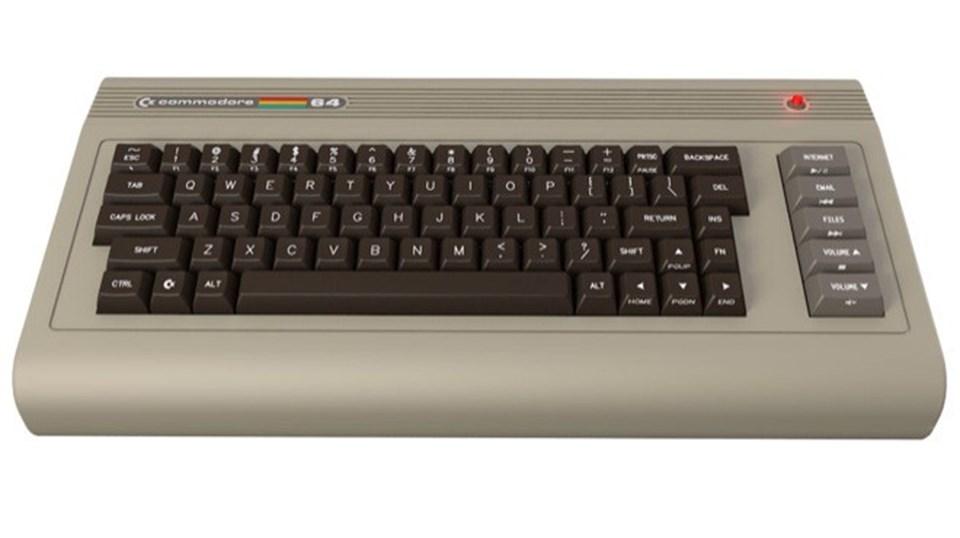 Commodore C64x  Commodore International 1953-1995, New York, Bronx'ta bir daktilo tamir atölyesi açarak işe başlayan Jack Tramiel tarafından 2 yıl sonra Toronto'da kurulan bir bilişim şirketidir. 1970'li yıllara kadar mekanik daktilolarla uğraşan Commodore, bu dönemde elektronik hesap makineleri işine girdi.