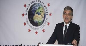 Abdullah Gül'den başsağlığı eleştirisine tokat gibi cevap