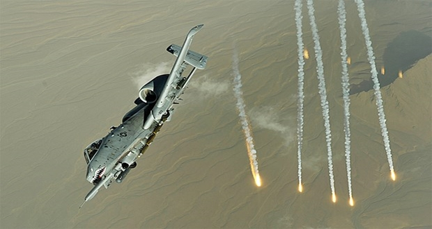 ABD'nin 'tankların korkulu rüyası tank katili' uçakları İncirlik'te
