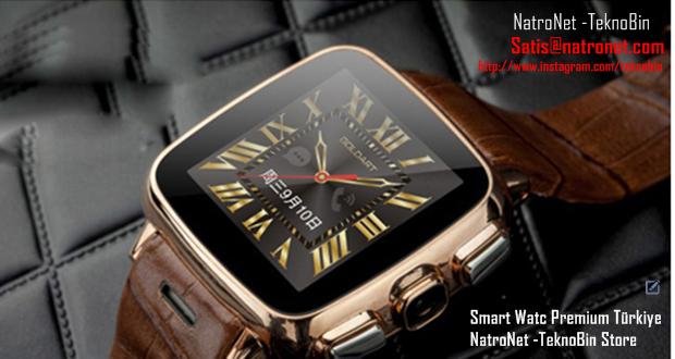 Smart Watch Premium L800 Akıllı Saat NatroNet-TeknoBinStore