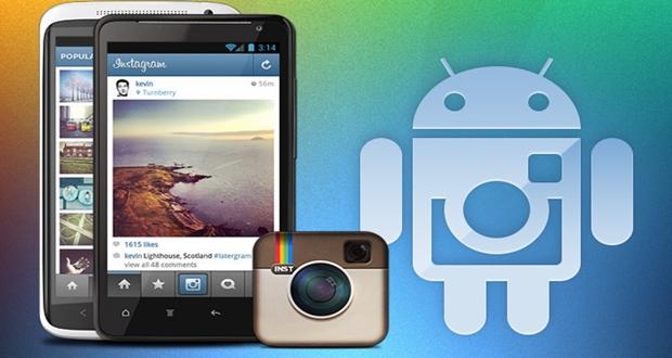 Instagram'dan Android kullanıcılarına özel Müjde