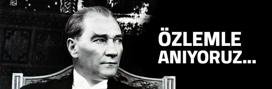 Ulu Önder Mustafa Kemal Atatürk'ün Hiç Bilinmeyen Görüntüleri Bu Arşivde