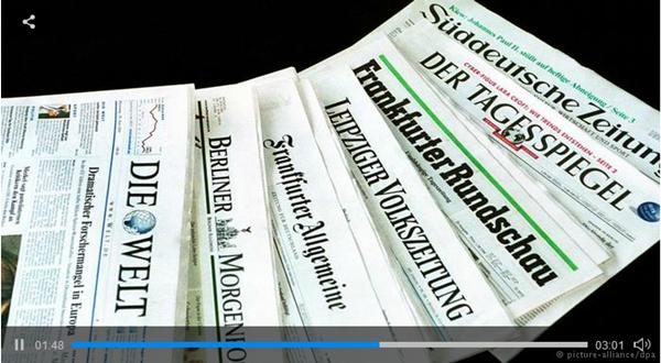 Alman basınından Türkiye seçim özetleri çok ilginç