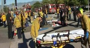ABD'de Kanlı saldırı: 14 ölü
