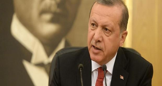 Erdoğan: Partili cumhurbaşkanıyla da olur