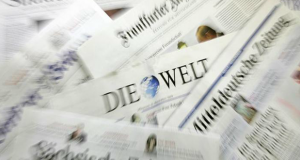 Alman basınından özet başlıklar