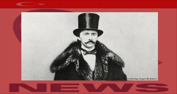 Truva'yı keşfeden mucit Heinrich Schliemann