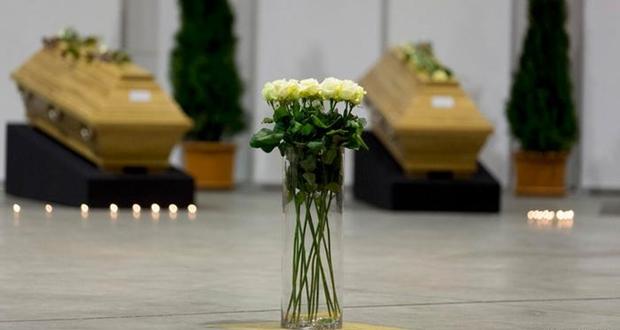 Sultanahmet'te ölenlerin cenazeleri Berlin'e ulaştı