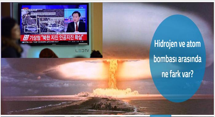 Kuzey Kore hidrojen bombası denedi 'Deneme depreme yol açtı'