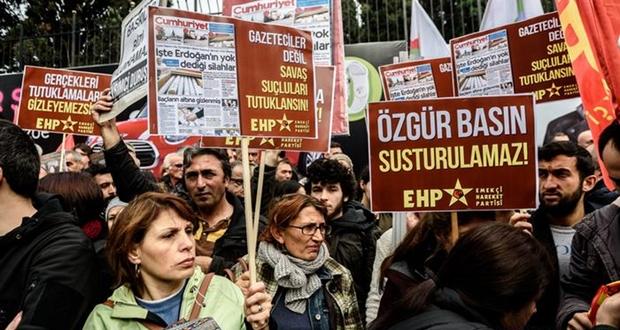 Türk basınında son bir yılda neler yaşandı?