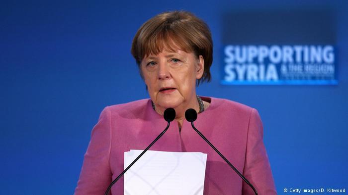 DW Türkçe: Almanya Suriye'ye yardımı artırıyor