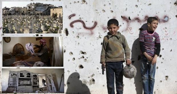 Arşiv - Suriye'de ateşkes: 150 bin Suriyeliye yardım