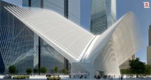 Newyork Dünya Ticaret Merkezi'ne Dev 11 Eylül Anıtı