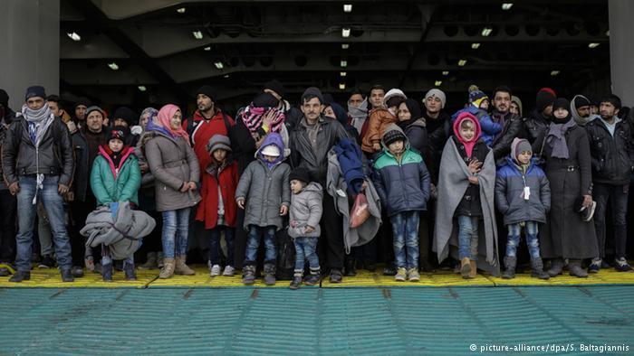 DW Türkçe: 'Mülteciler Türkiye'ye geri gönderilsin'