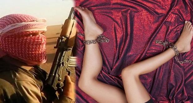 IŞİD'in sex Kölesi olarak kullandığı kadınlar İntikam peşinde