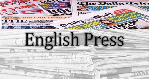 İngiltere basınından özet başlıklar 04 Ocak