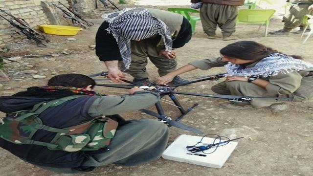 PKK, Drone kullanarak eylem yapabilir