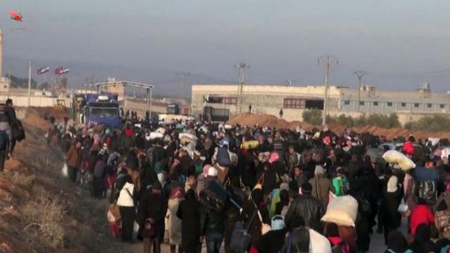 BM'den Türkiye'ye: 'sınırı hemen aç' uyarısı