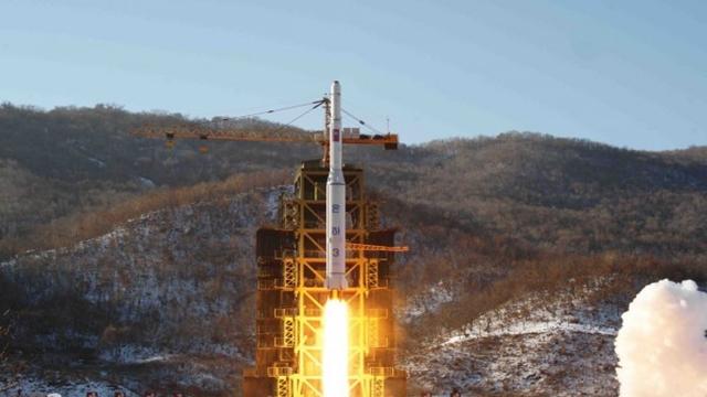 Kuzey Kore'nin yaptığı uzun menzilli göz dağı mı?