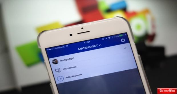 Instagram için çoklu hesap özelliği geliyor