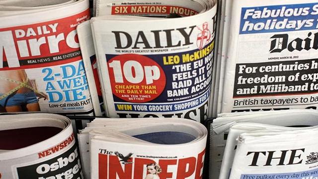 Dış basın: İngiltere basınından özet başlıklar 9 ocak