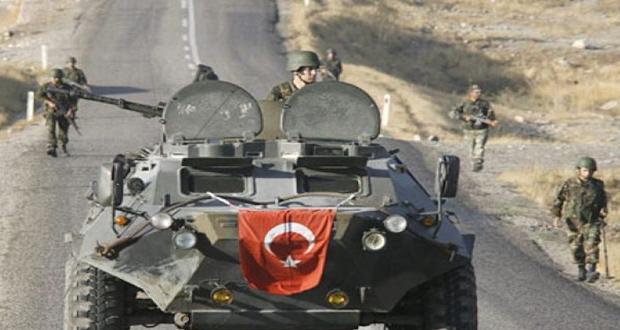 Türkiye Suriye'de operasyon için hazırlıklar yapıyor