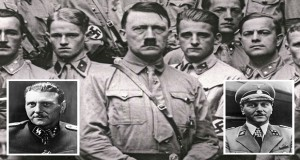 Adolf Hitler's most decorated assassin 'later worked for ISRAELI secret service as a hitman killing Nazi rocket scientists'