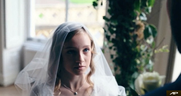 UNICEF release chilling video to highlight underage marriages