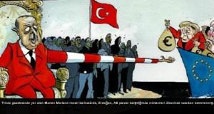 İngiltere basını gözünden Türkiye - AB göçmen zirvesi