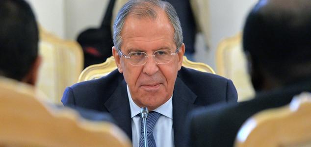 Lavrov: Türkiye'nin stratejisi Kürtleri sindirmek