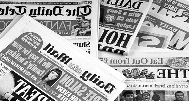 İngiltere basınından günün özet başlıkları 10 Mart